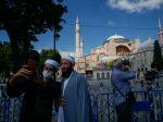Rusko: Zmena štatútu Hagie Sofie je vnútornou záležitosťou Turecka