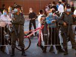 Izrael hlási rekordných 1681 nových prípadov nákazy za deň