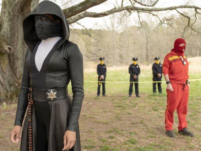 Najviac nominácií na ceny Emmy získal dystopický seriál Watchmen