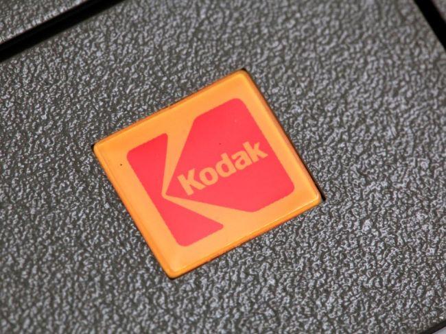 Akcie Kodaku tento týždeň vzrástli o vyše 900 %