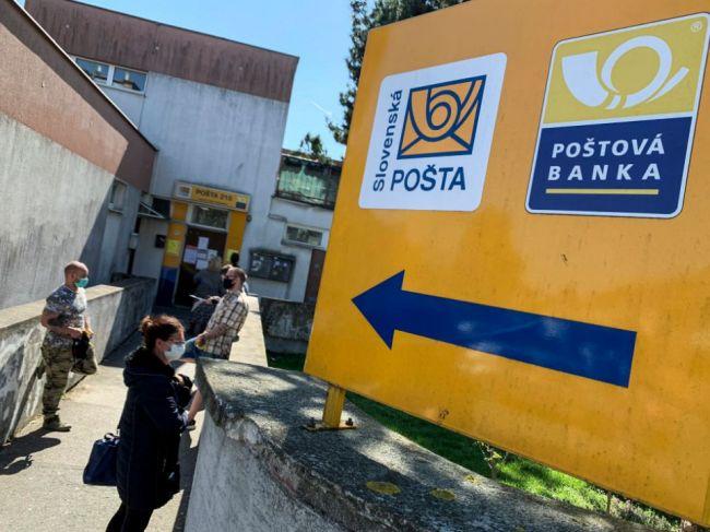Slovenská pošta zdôrazňuje, že na pobočkách naďalej dodržiava ochranné opatrenia