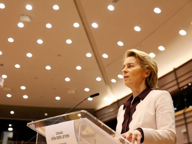Von der Leyenová vyzvala štáty EÚ, aby bojovali proti diskriminácii Rómov