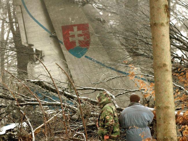 Zverejnili príčinu najväčšej leteckej tragédie v dejinách Slovenska