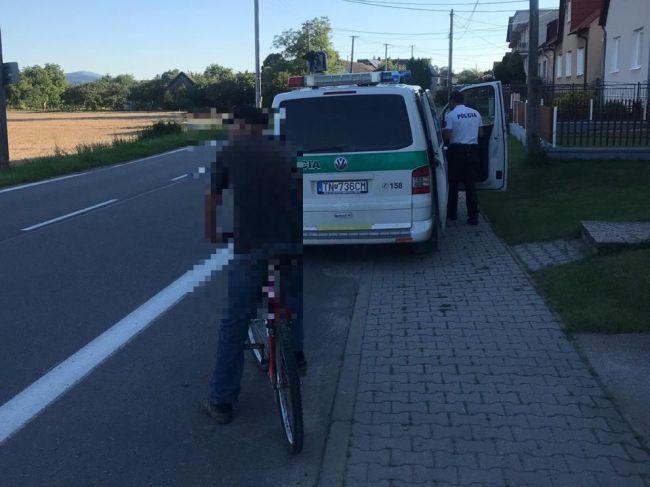 Polícia odhalila cyklistov pod vplyvom alkoholu, hrozí im pokuta až do výšky 800 eur
