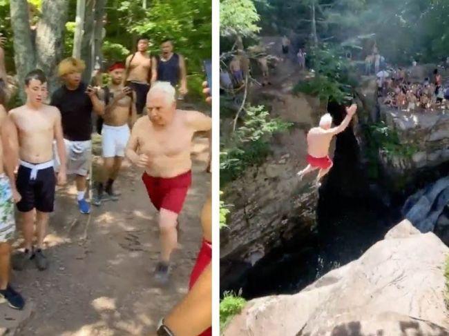Video: Sedemdesiatnik šokoval tínedžerov