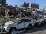 Výbuchy v Bejrúte si vyžiadali vyše 100 mŕtvych a 4000 zranených