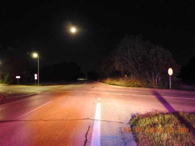 Polícia hľadá vodiča Nissanu, ktorý utiekol z miesta nehody
