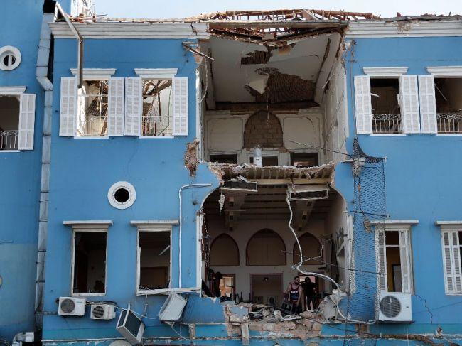 Počet mŕtvych po výbuchu v Bejrúte stúpol na 113