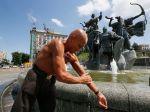 Ukrajina hlási rekordný počet nakazených koronavírusom