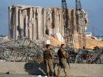 Ako jedna z príčin výbuchov v Bejrúte sa posudzuje aj zásah zvonku