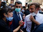Vyše 50.000 ľudí podpísalo petíciu, aby Francúzsko prevzalo mandát nad Libanonom