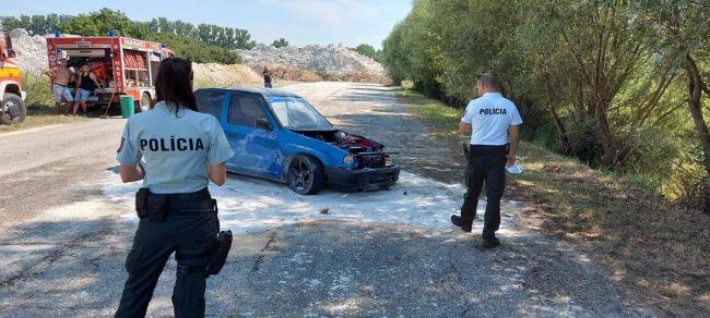 V súvislosti s dopravnou nehodou polícia začala trestné stíhanie