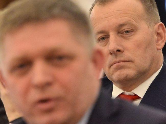 Robert Fico chce navrhnúť odvolávanie Borisa Kollára z funkcie šéfa NRSR