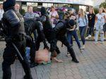 Na povolebnom proteste v Bielorusku zahynul muž