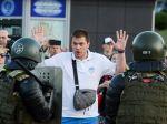 V Bielorusku za posledný týždeň zadržali najmenej 55 novinárov