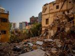 WHO: Viac ako polovica zdravotníckych zariadení v Bejrúte je nefunkčná