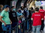 Británia zavedie karanténu pre cestujúcich z dvoch krajín