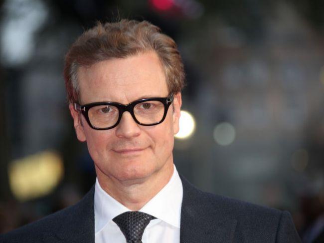 Britský oscarový herec Colin Firth má 60 rokov