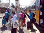 RegioJet posilní pred piatkom kapacitu vlakov z Česka na Slovensko