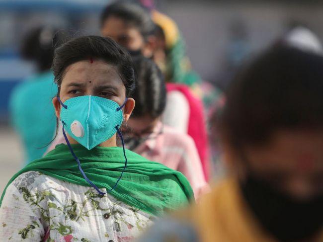 India hlási už vyše päť miliónov nakazených