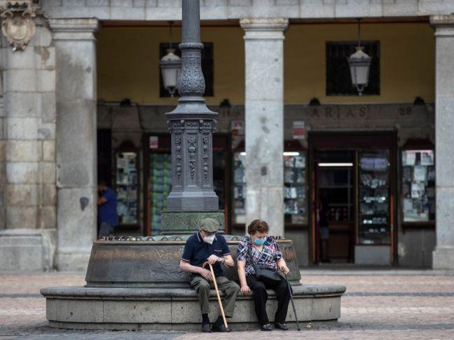 V niektorých štvrtiach Madridu opäť zavedú lockdown