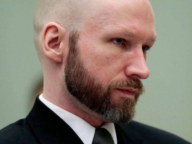 Terorista Breivik požiada o podmienečné prepustenie z väzenia