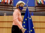 Slovenskí europoslanci ocenili von der Leyenovej prejav o stave EÚ
