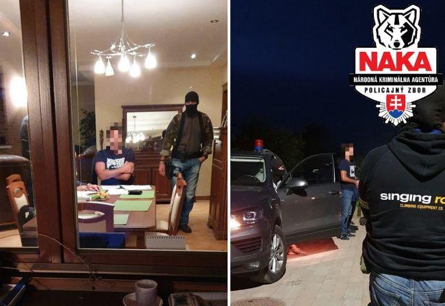 Ľudovíta Makóa obvinili za násilnú trestnú činnosť, NAKA hľadá ďalších poškodených