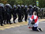 Cichanovská v Rade OSN žiadala o slobodné voľby a ukončenie násilia v Bielorusku