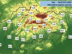 SHMÚ: Sobotné skoré ráno bolo najchladnejšie od polovice mája