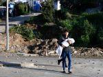 V utečeneckom tábore na ostrove Samos znova vypukol požiar