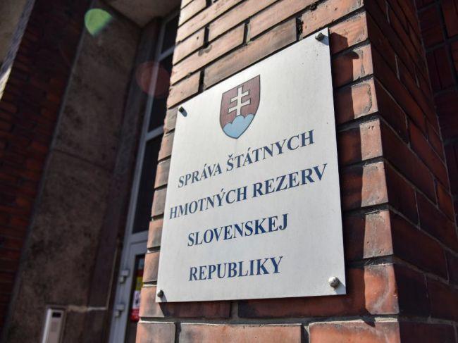 Podpredsedníčka Správy štátnych hmotných rezerv sa vzdala funkcie