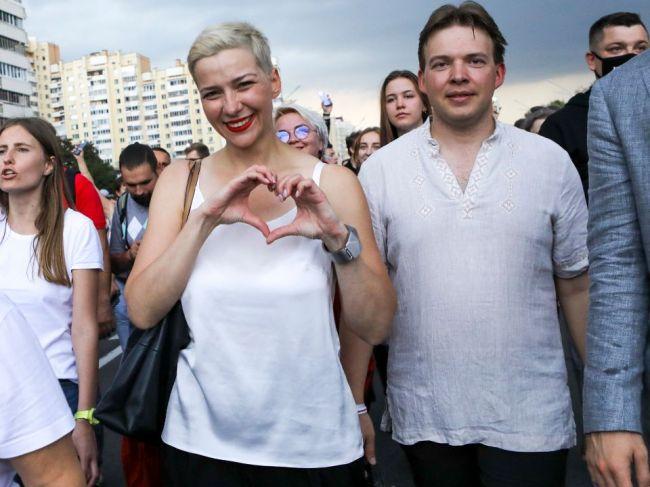 Kalesnikavová a ďalší známi aktivisti opozície zostávajú vo väzbe