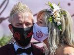 RÚVZ informovali o nových prípadoch COVID-19, jedným z ohnísk bola svadba