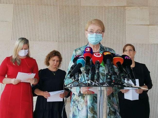 Časť poslancov klubu OĽANO nepodporí potratový návrh Anny Záborskej