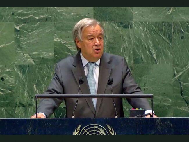 Šéf OSN varoval pred vypuknutím novej studenej vojny