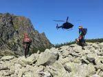 Pátranie po turistovi vo Vysokých Tatrách malo tragický koniec