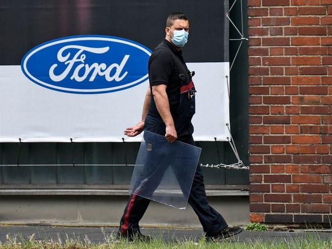 Ford žiada nemeckú vládu o garancie za úvery pre jeho nemecké závody