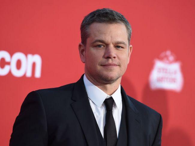 Čerstvý päťdesiatnik Matt Damon patrí k najúspešnejším americkým hercom