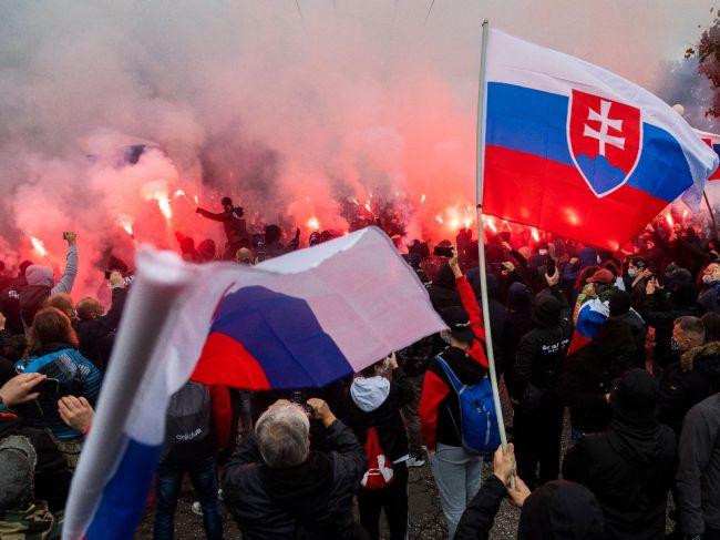Zhromaždenie ultras fanúšikov v čase pandémie bolo podľa MV nanajvýš nezodpovedné