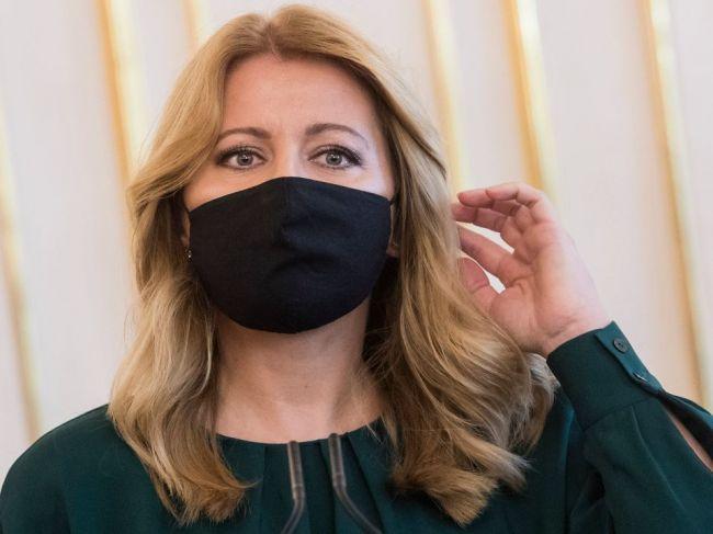 Zuzana Čaputová v pondelok navštívi Univerzitnú nemocnicu v Martine