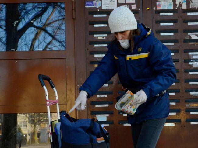 Doručovanie zásielok Slovenskou poštou bude pre pandémiu obmedzené