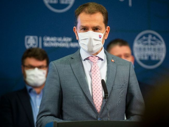 Matovič: Súdržnosť je to, čo nám pomôže zvládnuť boj s pandémiou