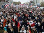 V Bielorusku protestovalo proti Lukašenkovi vyše 100.000 ľudí