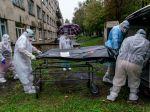 Ukrajina hlási 6677 nových prípadov nákazy koronavírusom a 126 úmrtí
