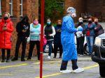 Košiciam chýbajú zdravotníci, podľa mesta zvládnu otestovať polovicu