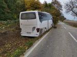 Tragická nehoda autobusu: Vodič haváriu neprežil
