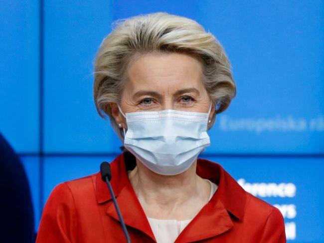 Von der Leyenová počas videosummitu EÚ podporila hromadné testovanie