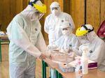 Maďarskí zdravotníci ocenili pripravenosť testovania i prístup ľudí