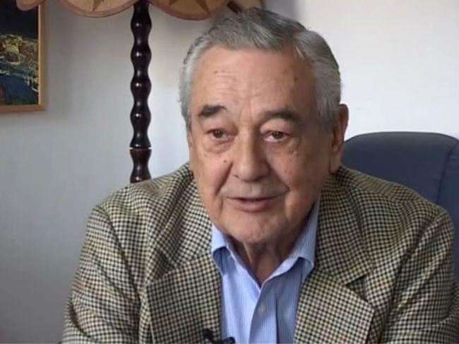 Pred 90 rokmi sa narodil obľúbený český herec Josef Vinklář